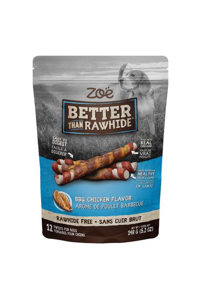 Zoe BTR Twists, BBQ Chicken, 12pk