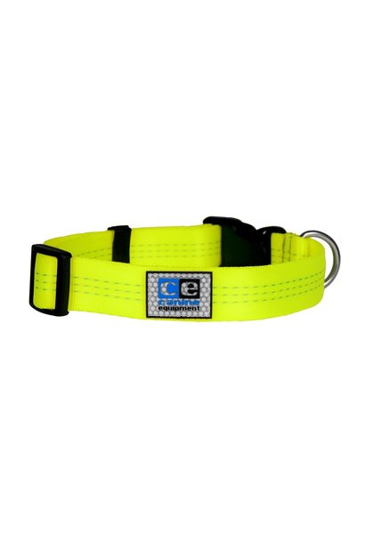Utility Collar TEC XL Neon Yellow