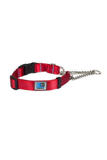Quick Release Martingale TEC L Red