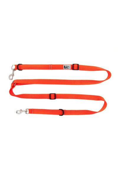 Active Leash Primary 3/4 Orange