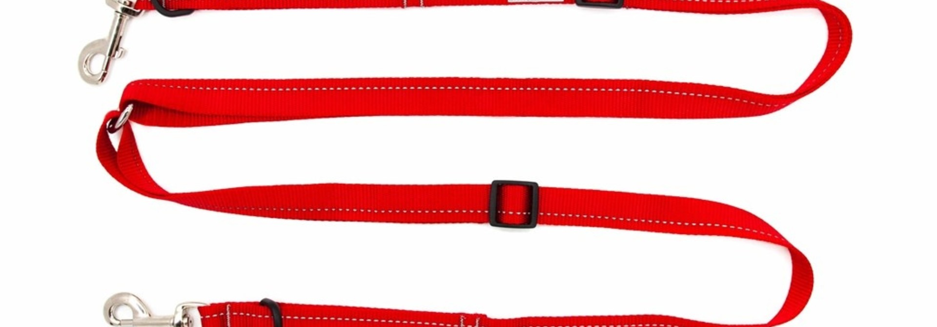 Active Leash Primary 3/4 Red