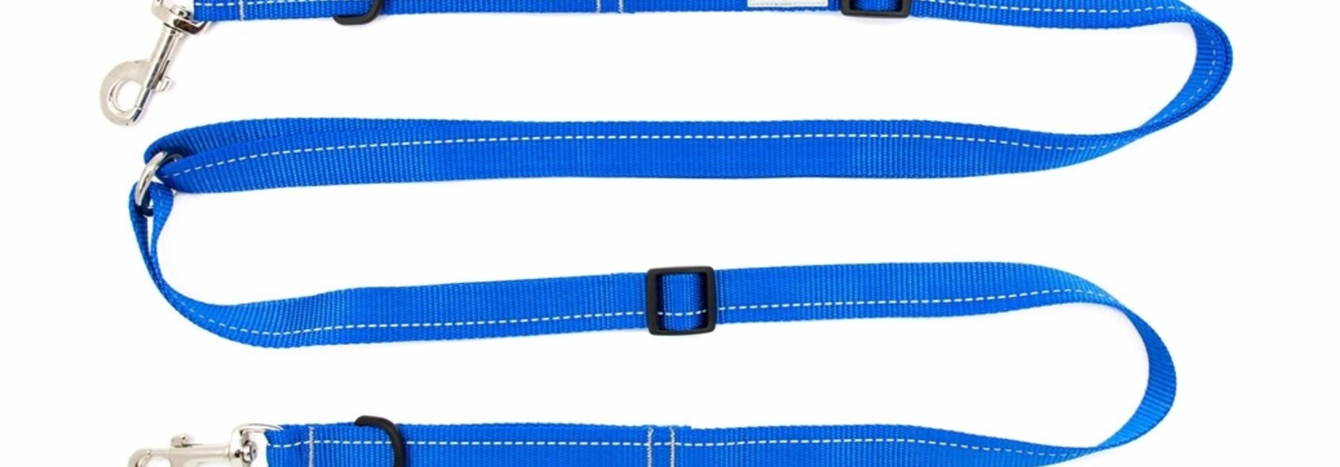 Active Leash Primary 3/4 Royal Blue