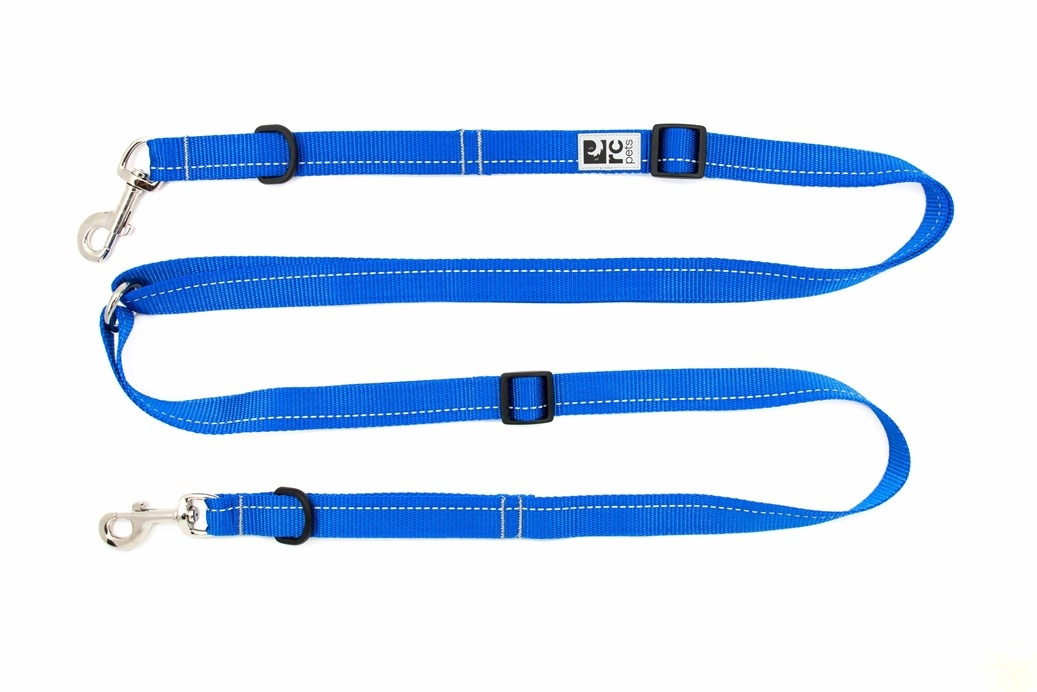 Active Leash Primary 3/4 Royal Blue-1