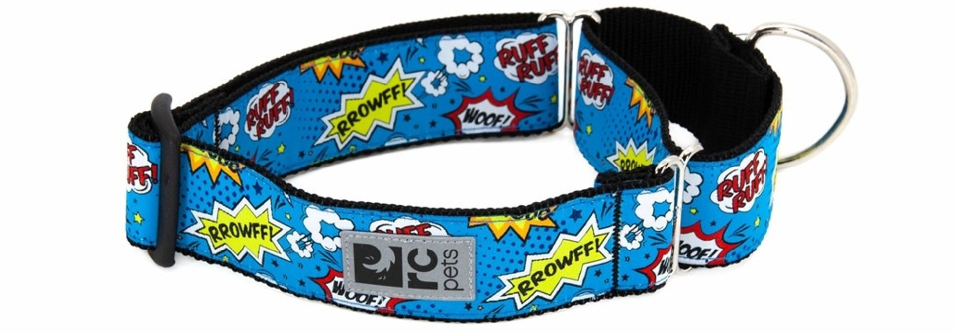 All Webbing Training Collar M Comic Sounds