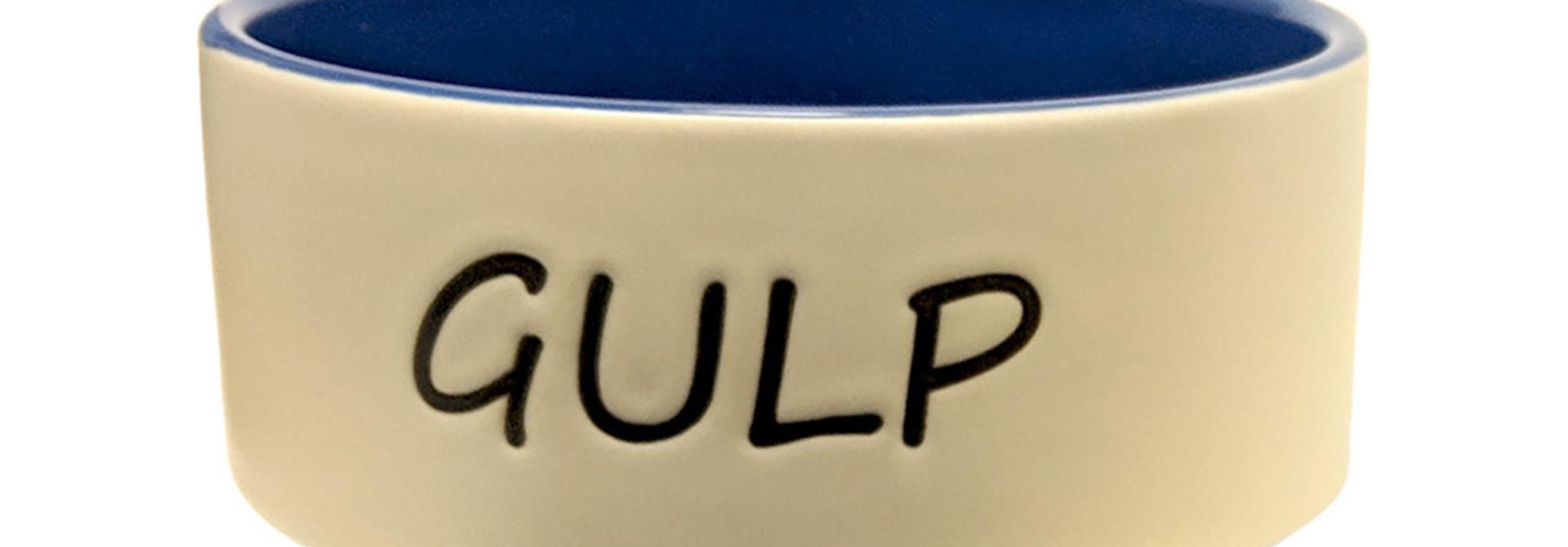 """Gulp Dog Dish 7"""""""