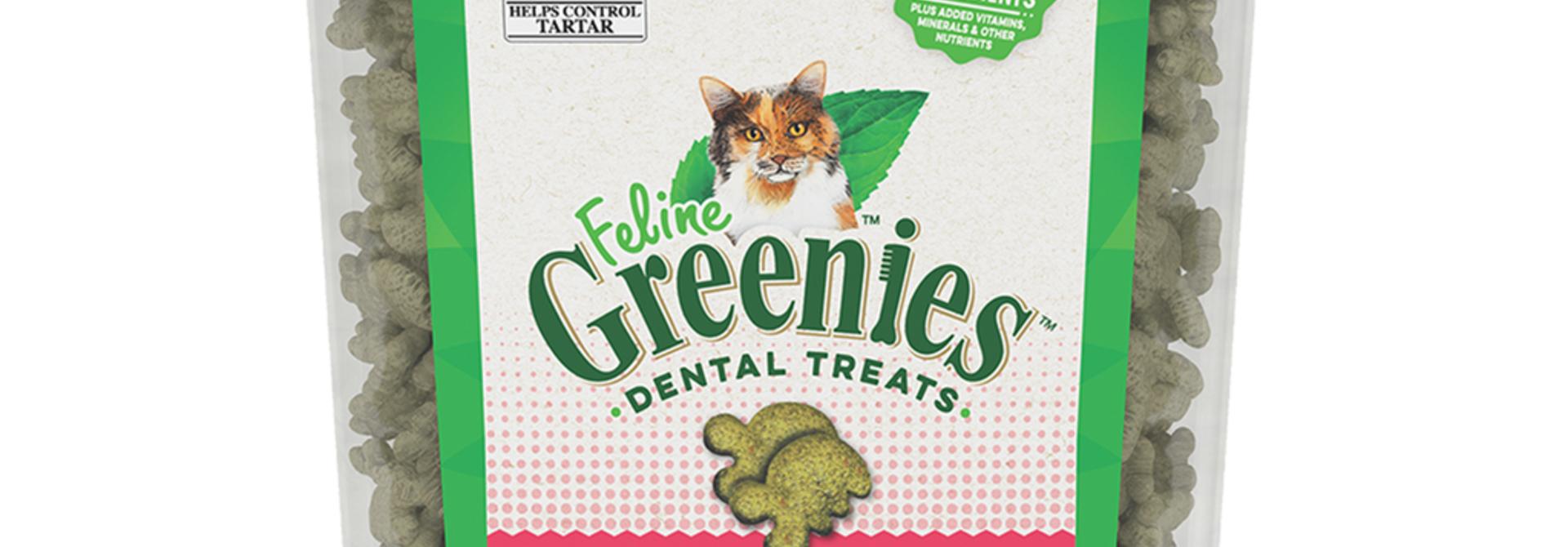 Cat Dental Treat Salmon 9.75OZ