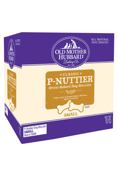 Classic Oven Baked P-Nuttier / Small 20LB