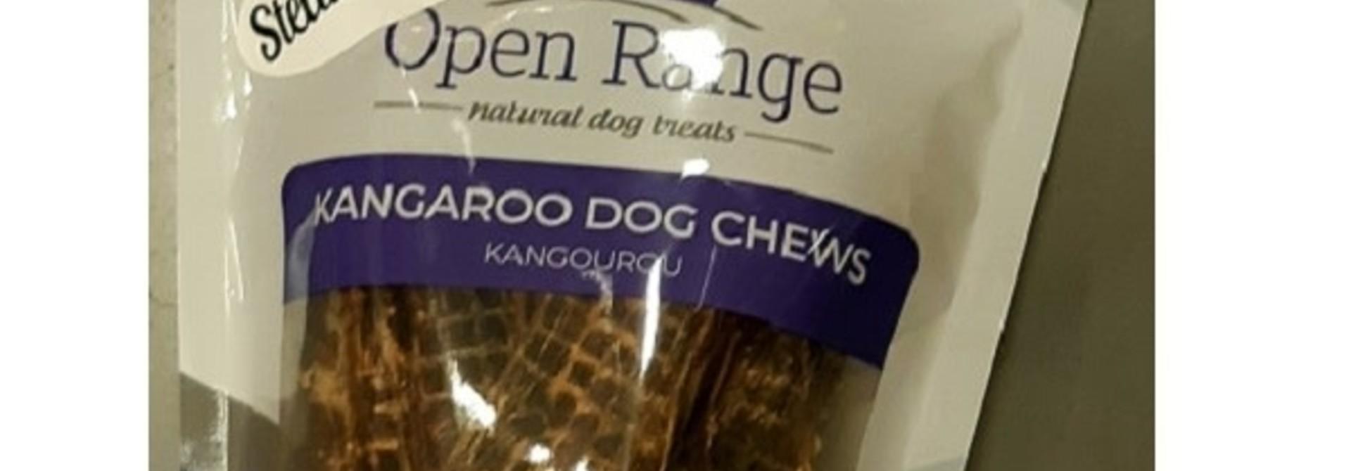 Kangaroo Steak Strips 100g bag