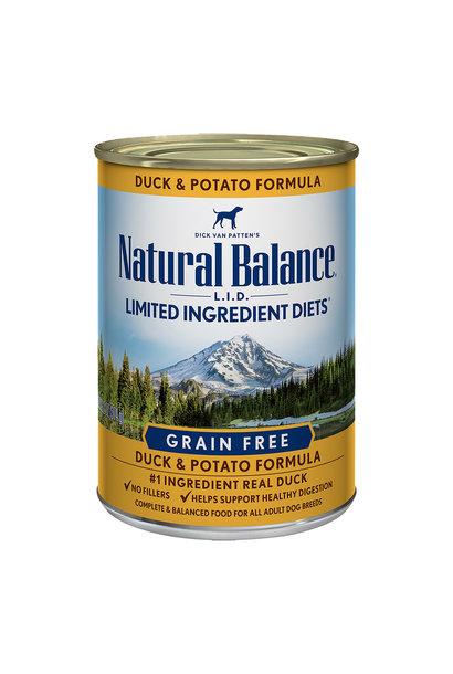 Grain Free Duck & Potato 13oz