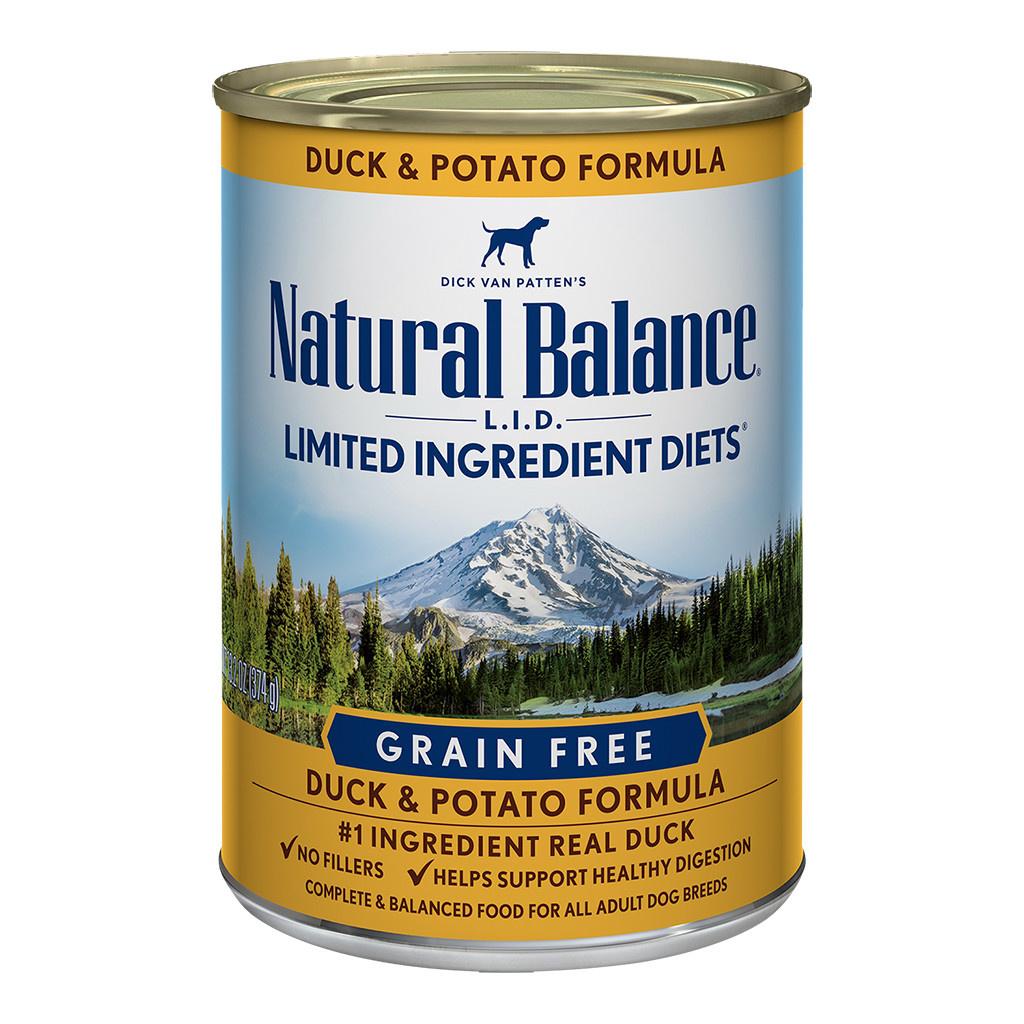 Grain Free Duck & Potato 13oz-1