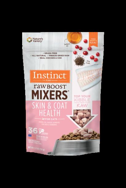Instinct Raw Boost Mixers-Skin & Coat Health