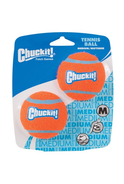 Chuckit! Tennis Balls Medium 2PK