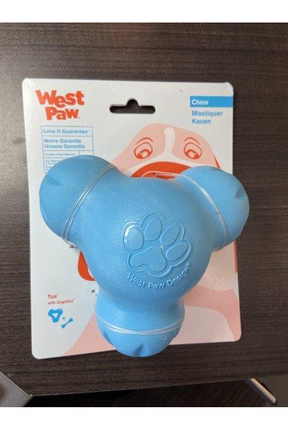 West Paw Tux Large-Aqua