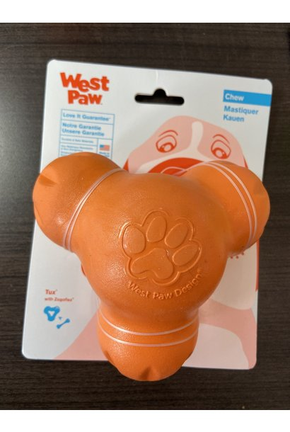 West Paw Tux Large-Orange