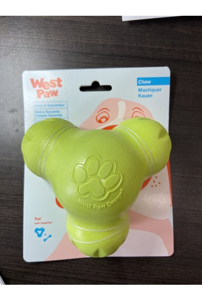 West Paw Tux Large-Green