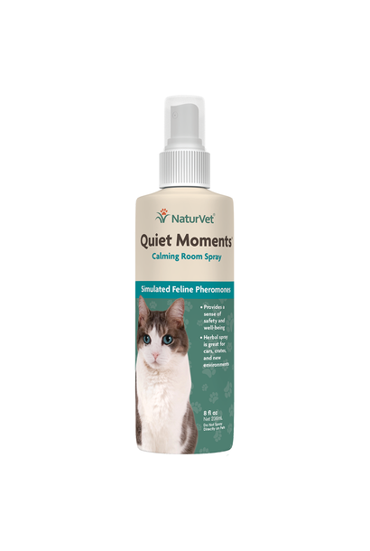 Quiet Moments Spray 8OZ / Cat