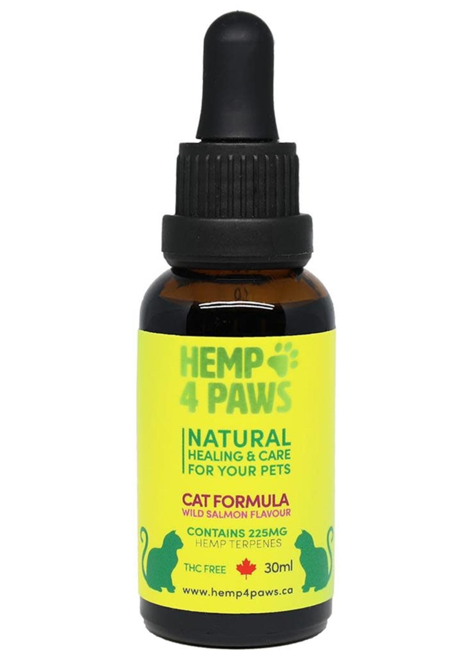 Hemp 4 Paws Hemp Seed Oil Wild Salmon Flavour