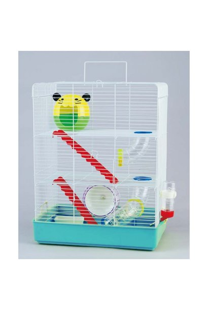 Hamster Cage 3 Story