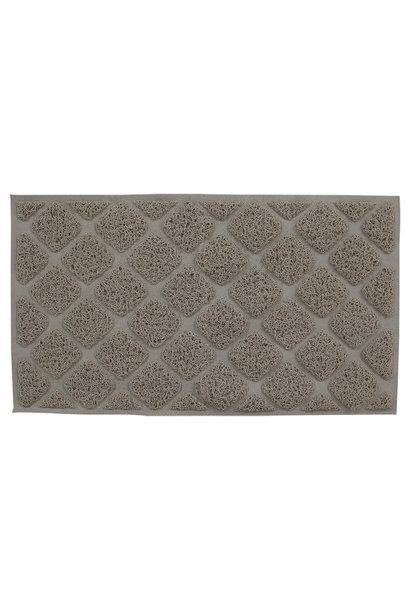 Grid Design Litter Mat 23x13