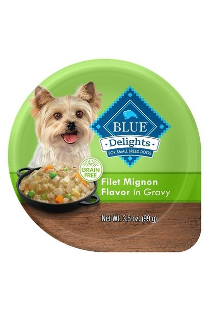 Blue Devine Delights Filet Mignon -Case