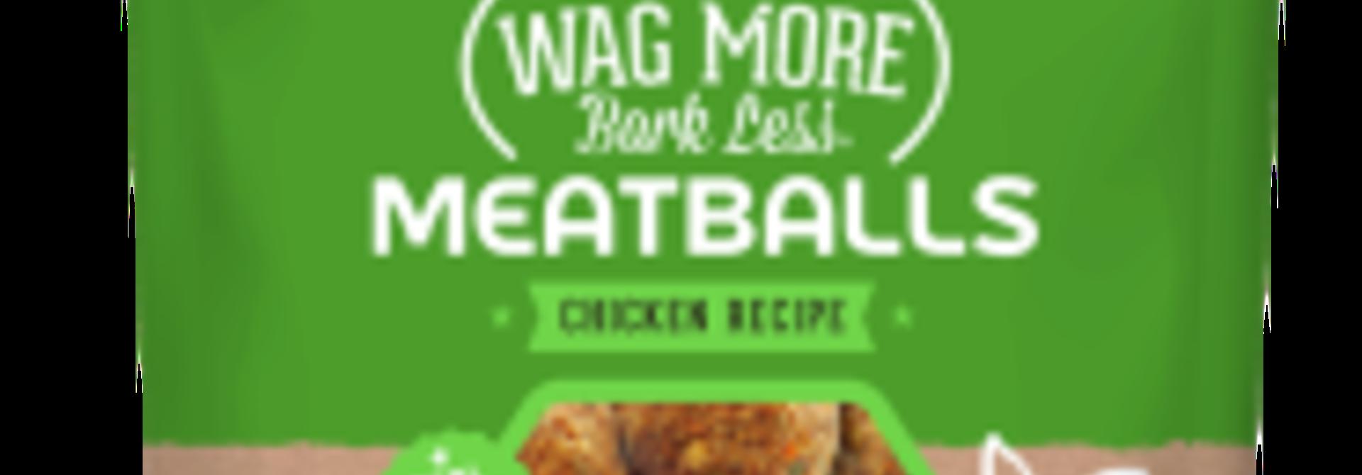 Dog GF Meatballs Chicken 14 oz