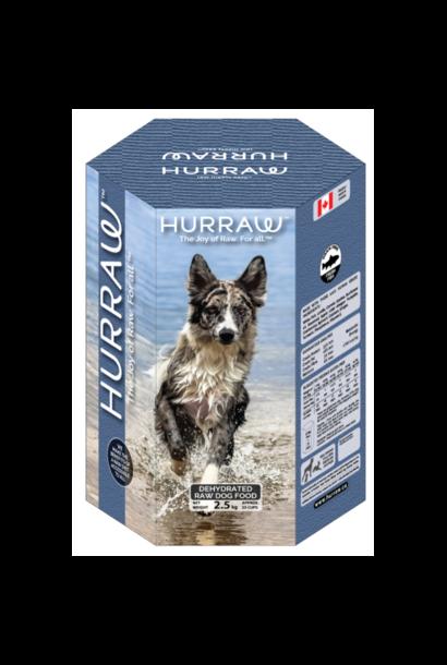 Hurraw Dog Dehydrated Raw Fish 2.5 kg