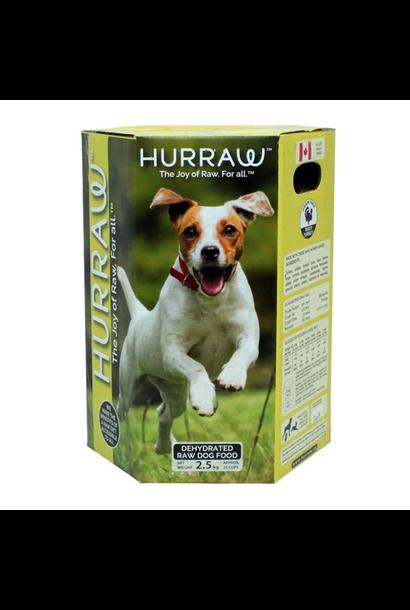 Hurraw Dog Dehydrated Raw Turkey 2.5 kg