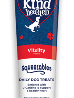 Simply Kind Simply Kind Hearted Squeezables – Dog – Vitality – 1.76 oz
