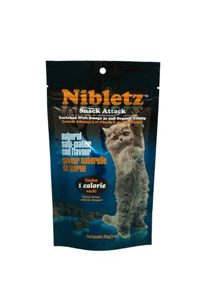 NIBLETZ - Natural Salt Water Cod 85g