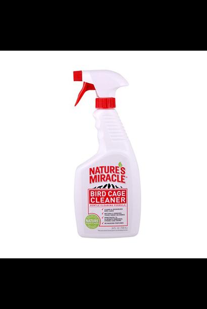 NM Bird Cage Cleaner Spray 24 oz