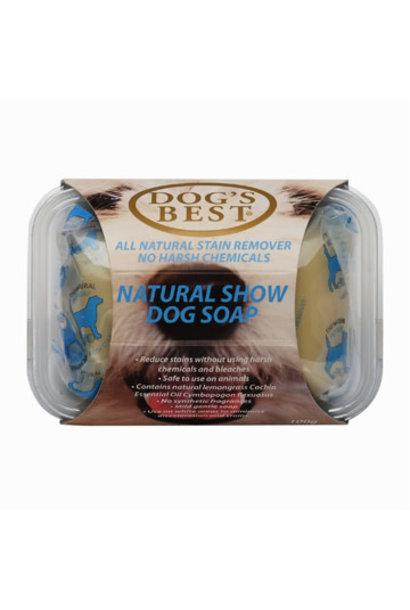 Dog's Best - Natural Show Dog Soap - 1 bar (100g)