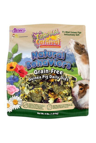 Natural Behaviors Rabbit Grain-Free 4lb