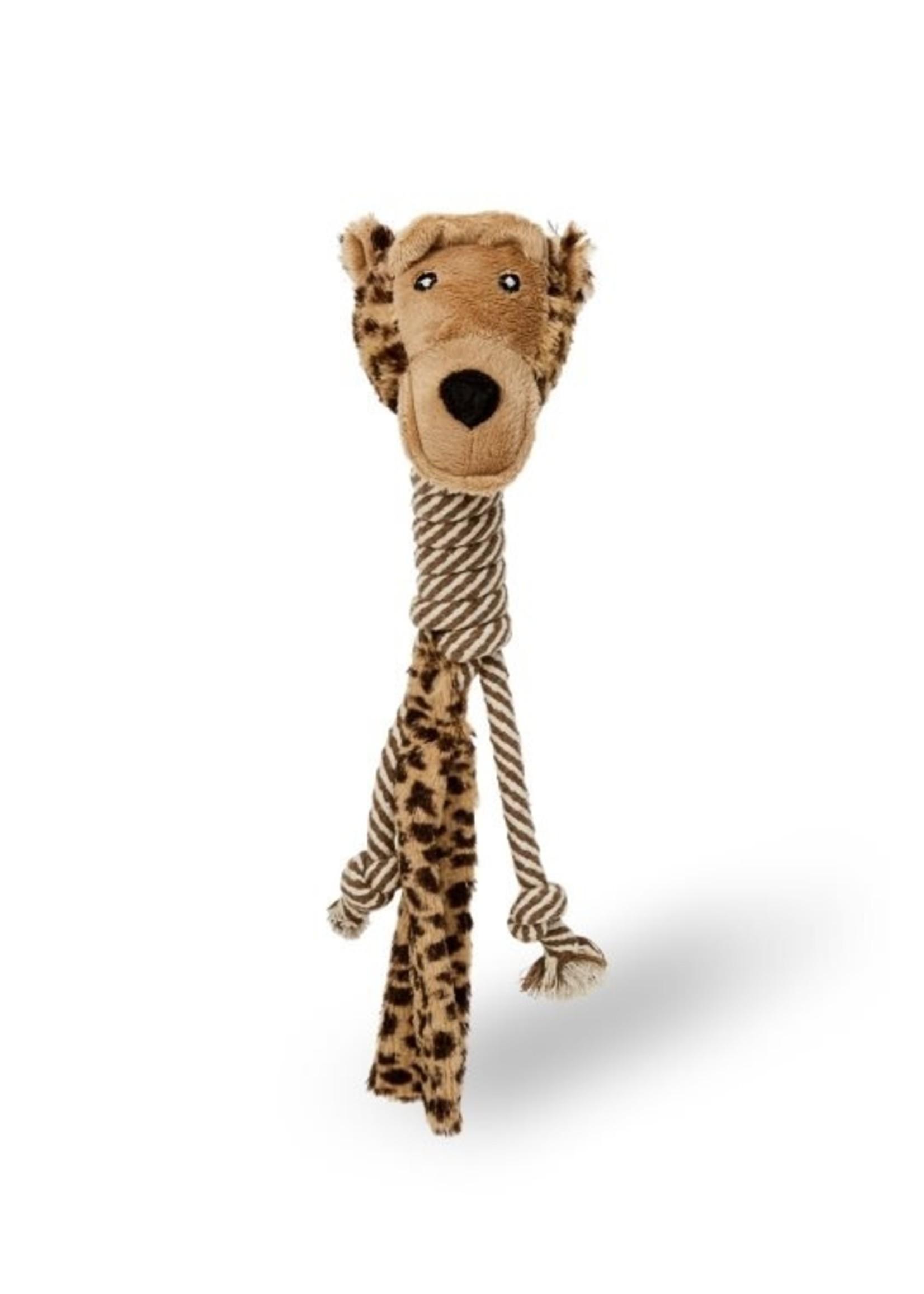 Bud'z Bud'z Dog Toy-Cotton Long Neck Monkey