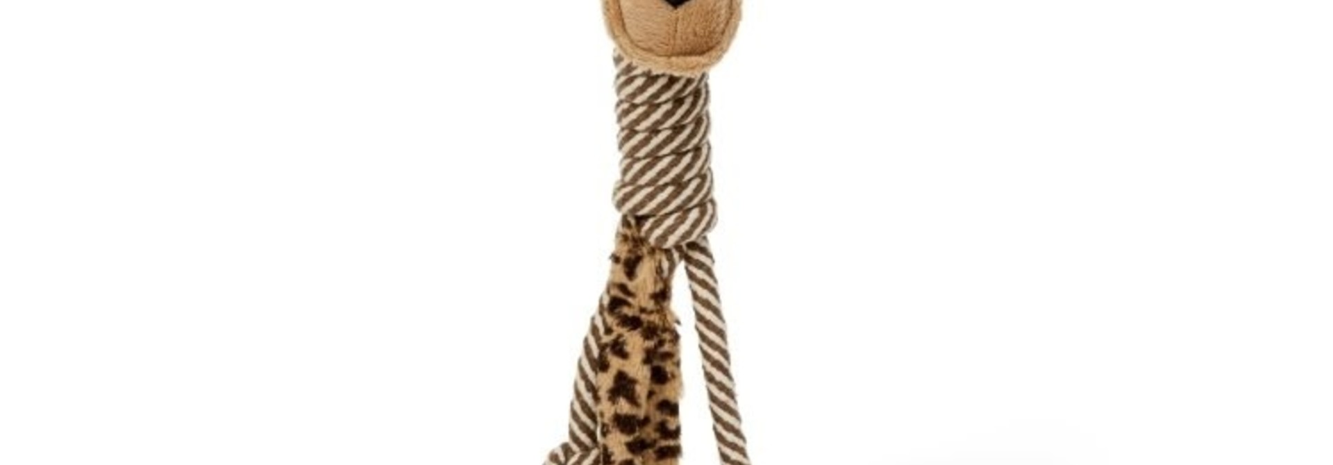 Bud'z Dog Toy-Cotton Long Neck Monkey
