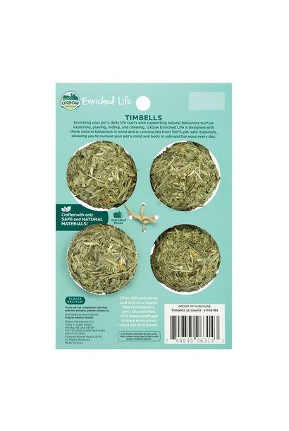 OXBOW Timbells