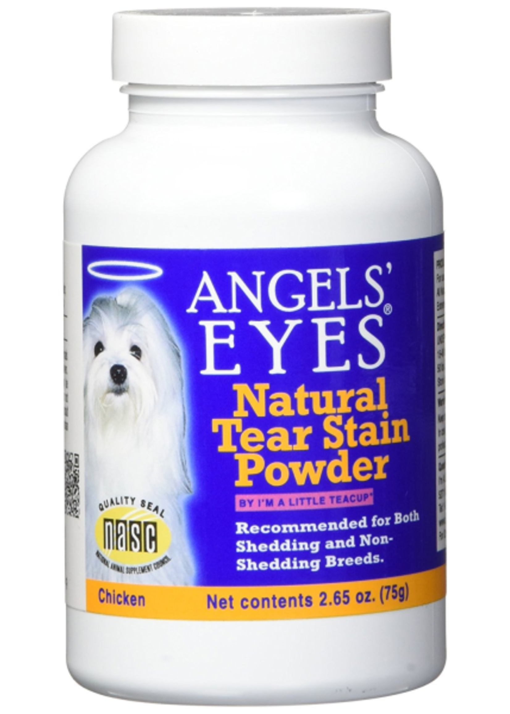 Angels Eyes Angels' Eyes Natural Tear Stain Powder Chicken 75 gm