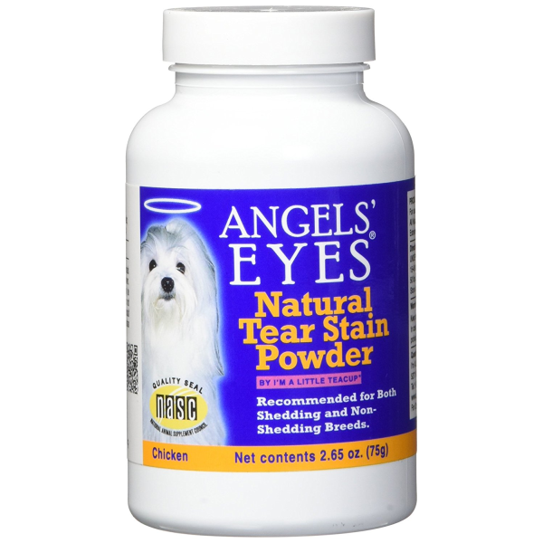 Angels' Eyes Natural Tear Stain Powder Chicken 75 gm-1