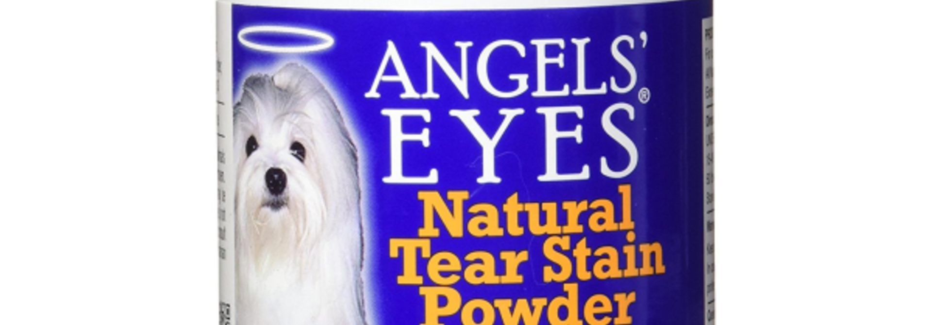 Angels' Eyes Natural Tear Stain Powder Sweat Potato 150gm