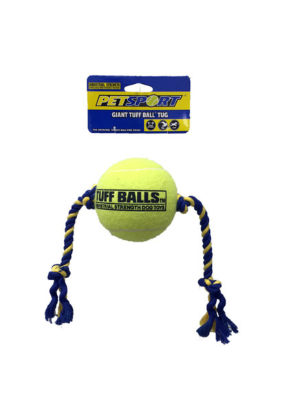 "4"" Giant Tuff Ball Tug"