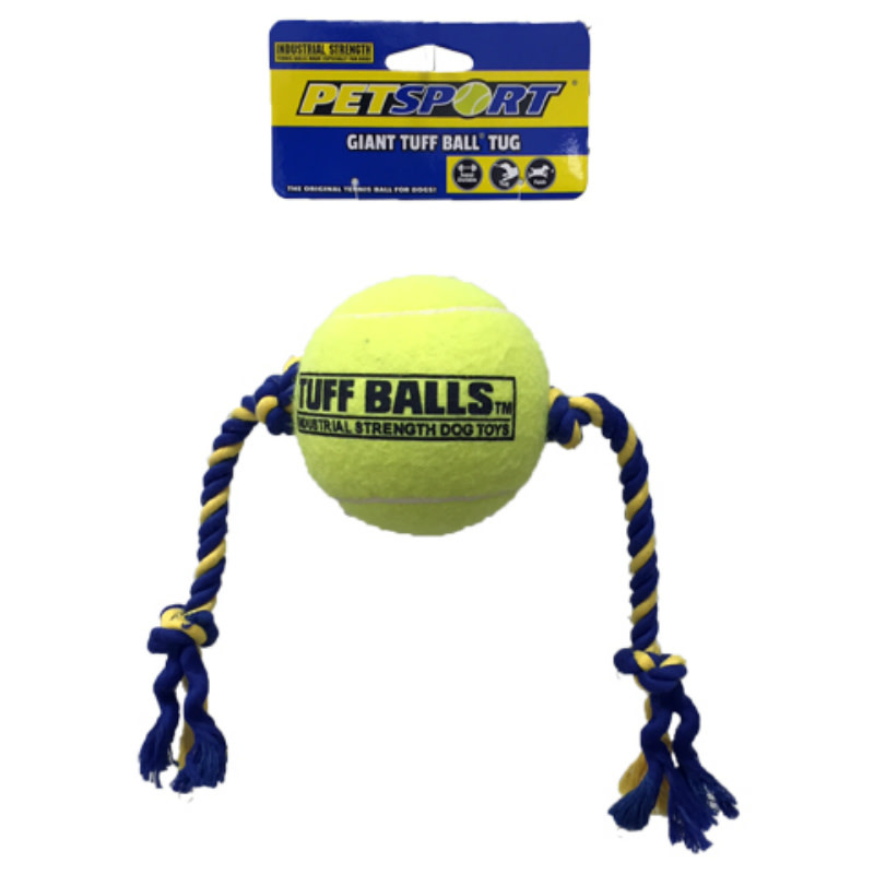 "4"" Giant Tuff Ball Tug-1"