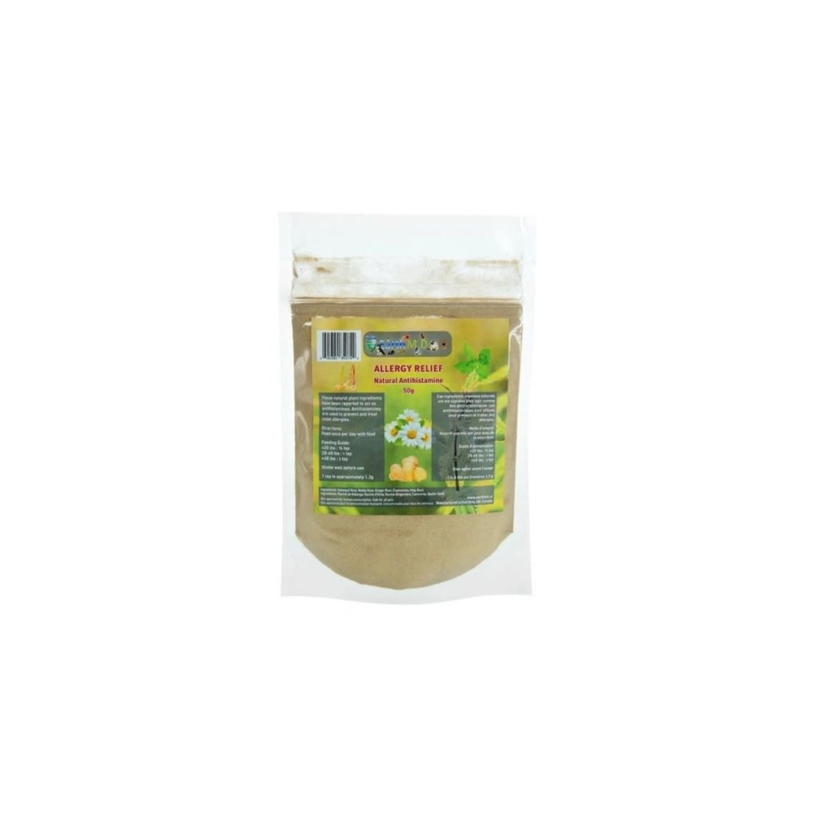 EarthMD Allergy Relief - 100g