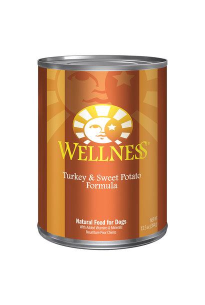 Turkey & Sweet Potato 12/12.5OZ (Case)