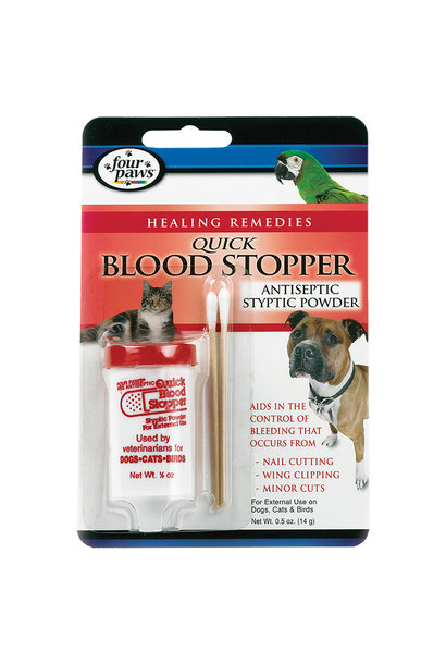 Quick Blood Stopper Styptic Powder 14GM