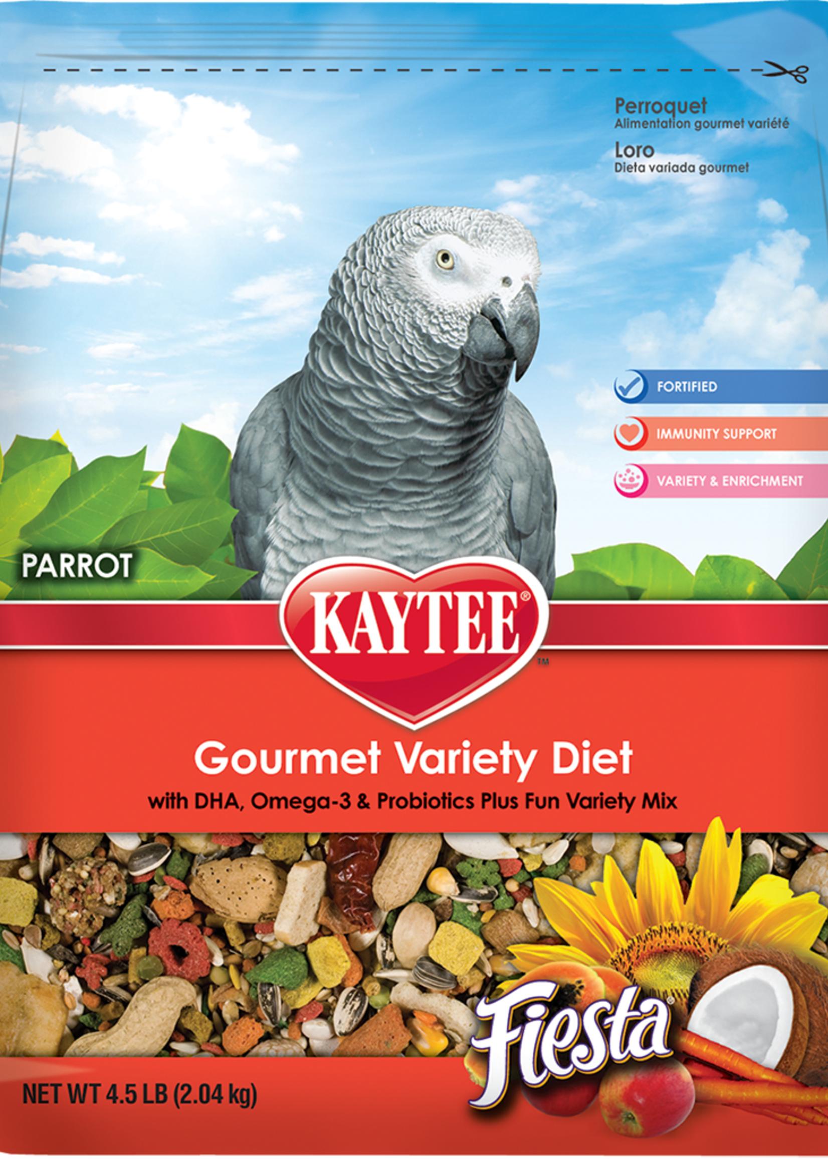 KAYTEE Fiesta Parrot Food 4.5LB