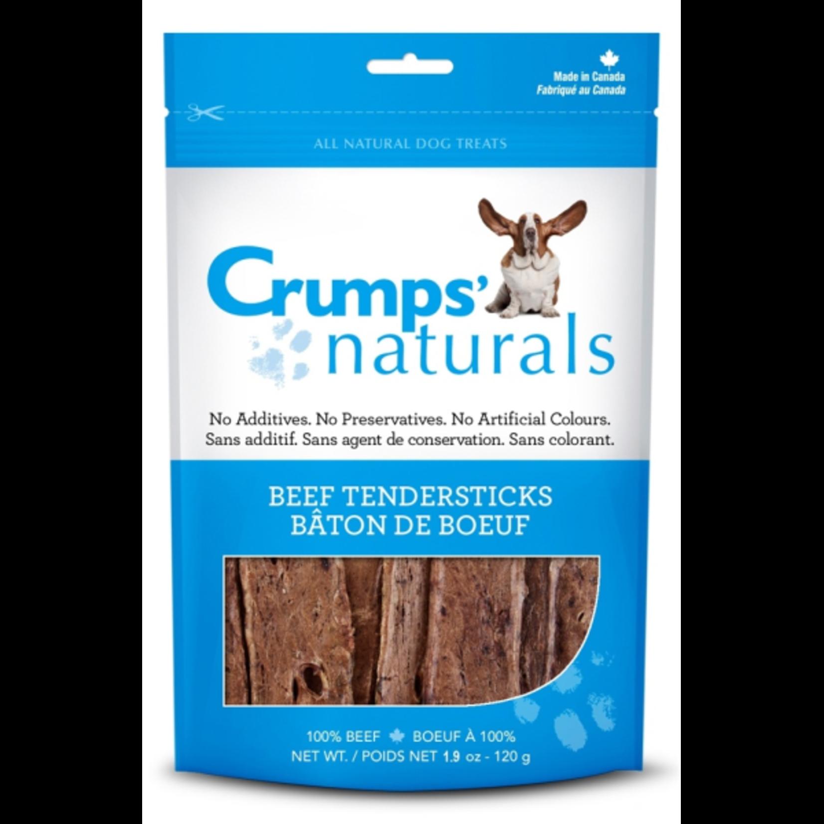 Crumps Crumps Beef TenderSticks  1.9oz /55g