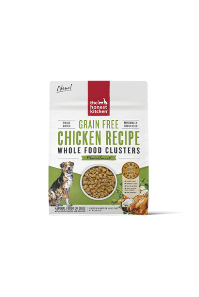 Grain Free Whole Food Clusters-Chicken Trial 1lb
