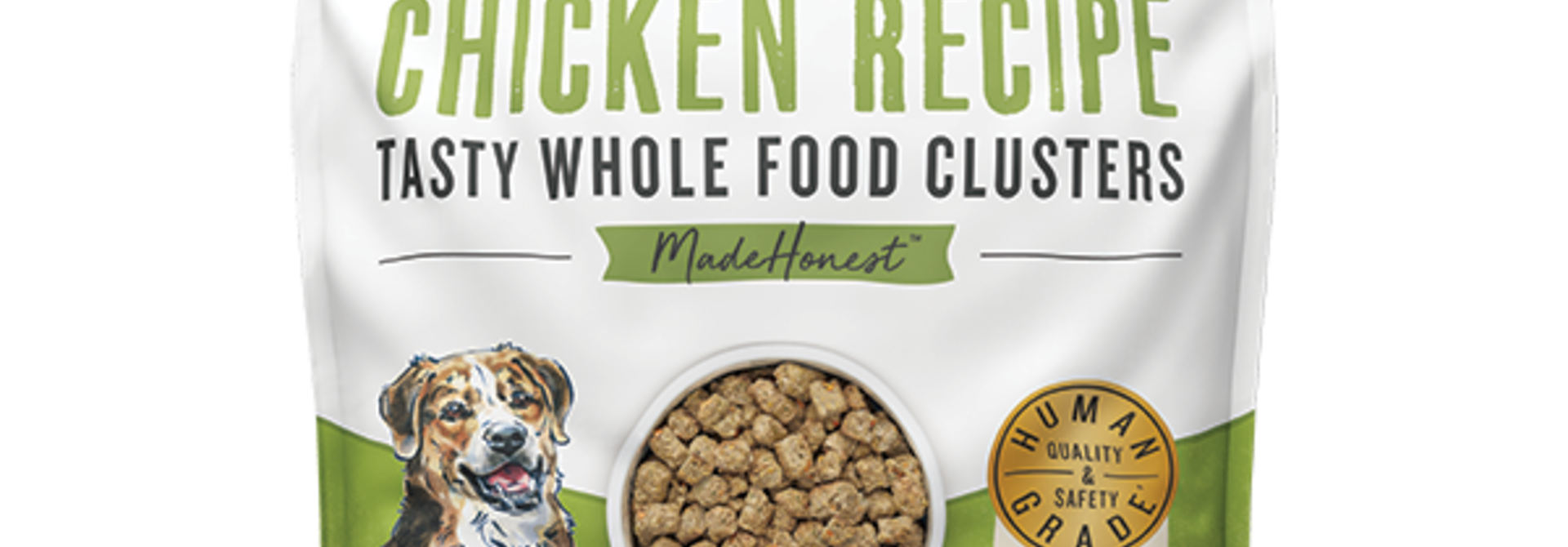 Grain Free Whole Food Clusters-Chicken 9.07kg (20lb)