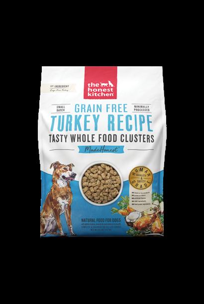 Grain Free Whole Food Clusters-Turkey 9.07kg (20lb)