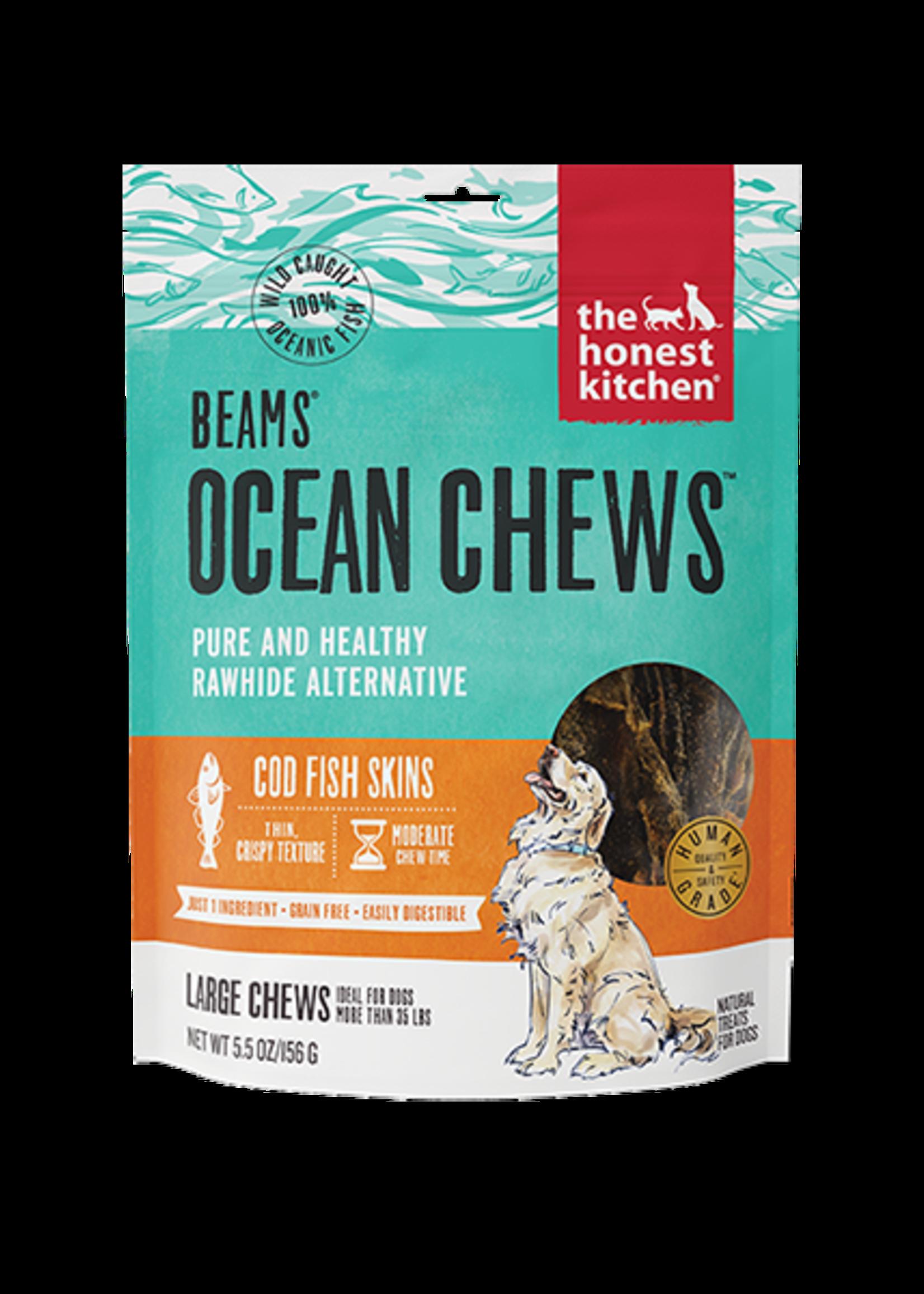 Honest Kitchen Beams Ocean Chews Cod Fish