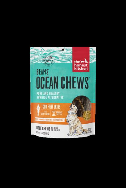 Beams Ocean Chews Cod Fish